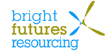 Bright Futures Recruitment Services Logo